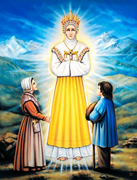 Our Lady Of La Salette 1846