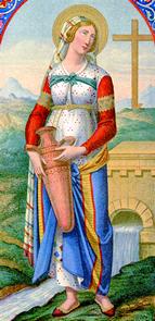 Image result for SAINT JULIA martyrdom