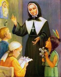 saint margaret bourgeoys foundress