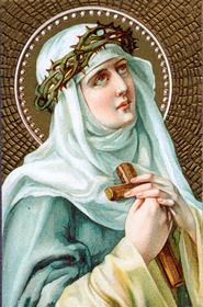 Maximes du  Saint Magistère et des Évêques, Confesseurs, Docteurs - Page 15 Santa_catalina_de_siena