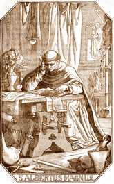 Saint Albert : Docteur de l'Eglise