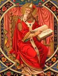 Résultats de recherche d'images pour «Saint Jean Chrysostome, évêque, docteur de l'Église»