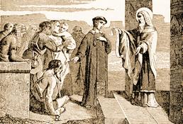 LE LIVRE DE LA CHARITÉ - Père Abbé Dom Silvano RAZZI, camaldule - Les oeuvres de Miséricorde du Chrétien Saint_jean_l_aumonier