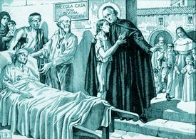 Saint Joseph-Benoît Cottolengo