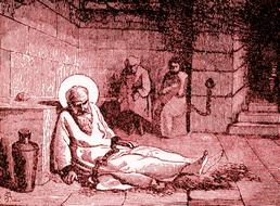 HISTOIRE ABRÉGÉE DE L'ÉGLISE - PAR M. LHOMOND – France - année 1818 (avec images et cartes) Saint_pothin_et_ses_compagnons